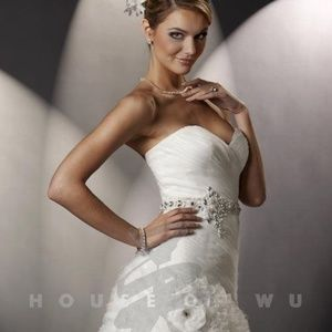 Wedding Dress 15431
